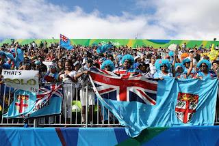 Beaumont celebró el debut olímpico del sevens