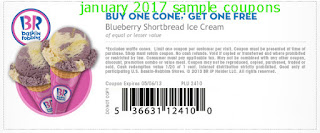 Baskin Robbins Coupons