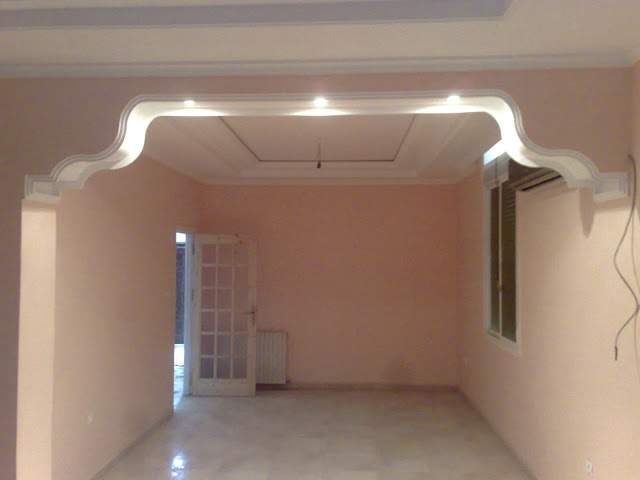 Top 10 arches platre decoration platre plafond - Decoration platre couloir ...