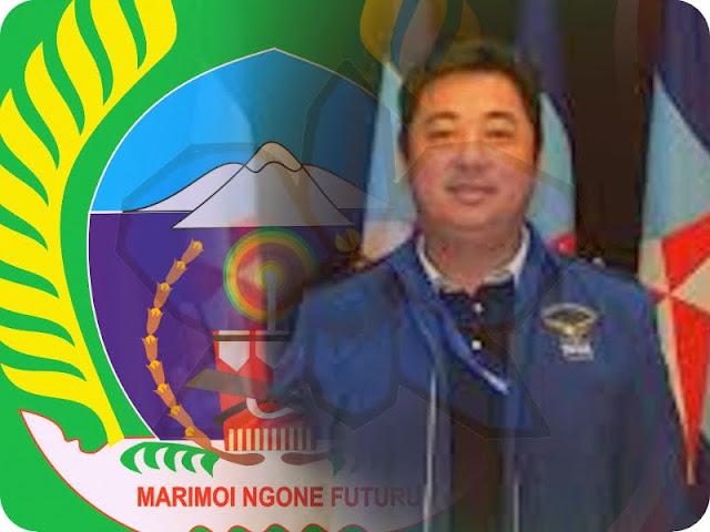 Hendrata Thes Jadi Ketua DPD Partai Demokrat (PD) Provinsi Maluku Utara