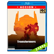 Transformers (2007) 4K Dual Latino-Ingles
