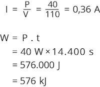 Jawaban soal fisika tentang listrik dinamis nomor 5