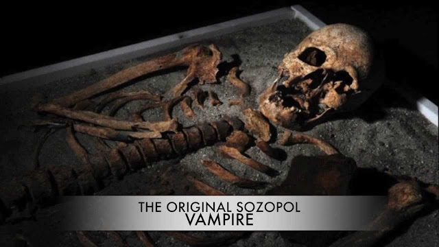 Very Creepy, 4 Grave ever found turned out to be a vampire