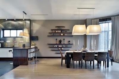 แบบห้องอาหาร