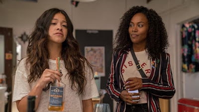 Someone Great 2019 Netflix movie still Gina Rodriguez DeWanda Wise