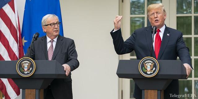 На уступки в торговом споре пошел не Трамп, а Европа