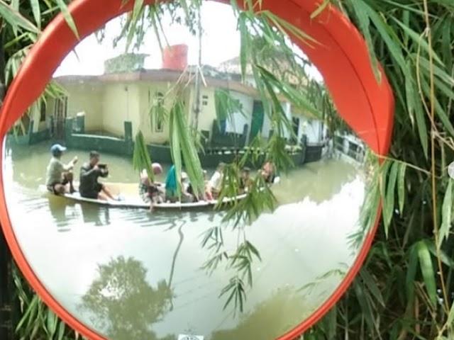 Wisata Kampung Banjir di Kawasan Bandung Selatan