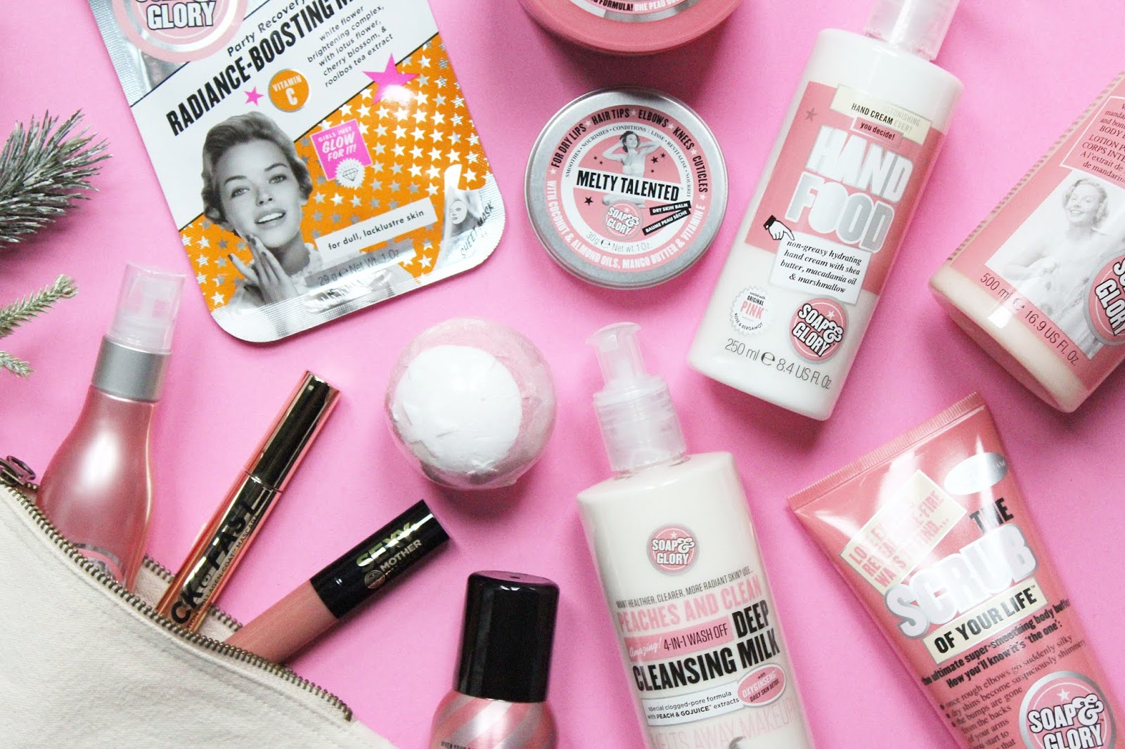 Soap & Glory Star Gift 2018 - Bubble Act
