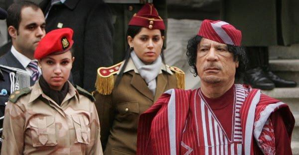 Satu Dekade Pemberontakan Perdamaian di Libya Belum Terwujud