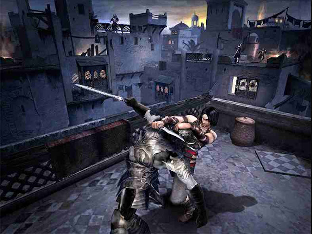 Prince of Persia 3 The Two Thrones PC Game