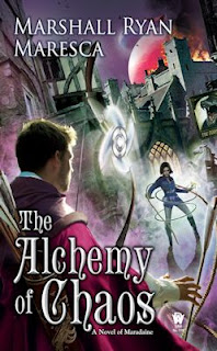 Interview with Marshall Ryan Maresca and Review of The Alchemy of Chaos