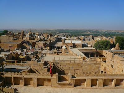 Jaisalmer, la dorée : les temples Jains et le Thar Heritage Museum 3
