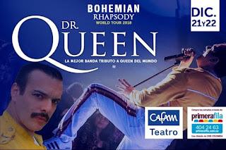 CONCIERTO TRIBUTO DR. QUEEN | Teatro Cafam