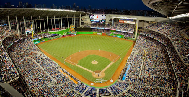 El Estadio de los Marlins