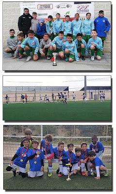 Fútbol Aranjuez Torneo Juan Señor