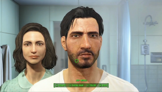 Fallout 4 character creation custom mirror