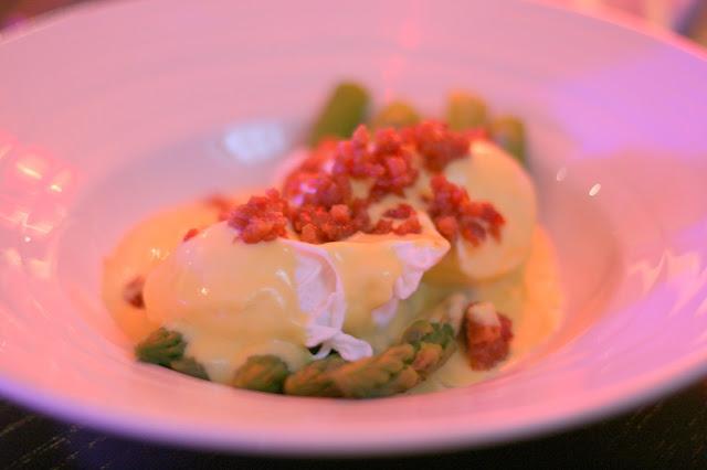brighton food nightingale room eggs hollandaise