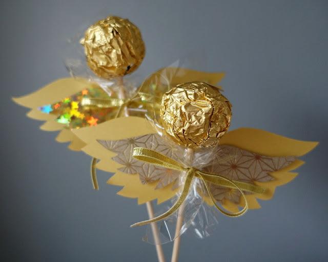 Geschenke aus Ferrero Rocher basteln