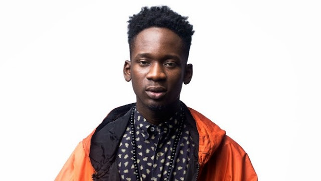 Mr Eazi falls on stage while performing in Manchester [VIDEO]
