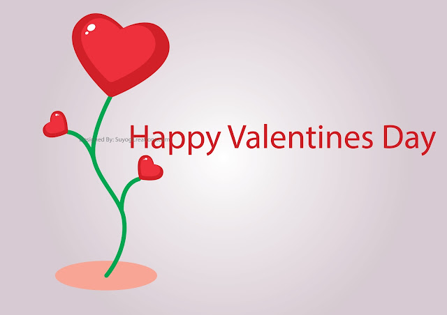 Valentine Day Vector Art Ai and PSD