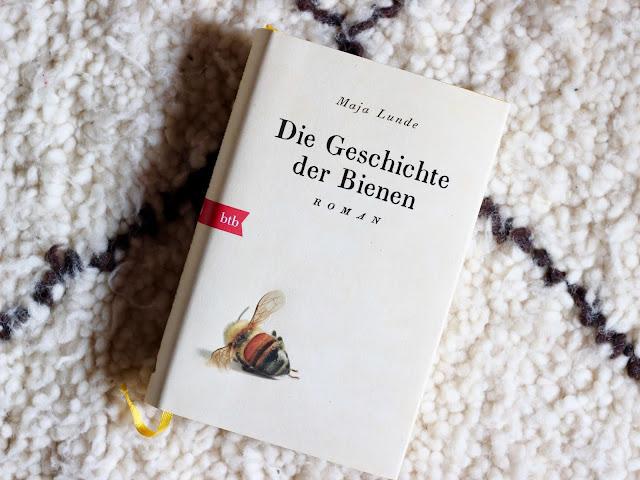 Die Geschichte der Bienen von Maja Lunde | dtv Verlag | 20 Euro | Gebunden mit Schutzumschlag