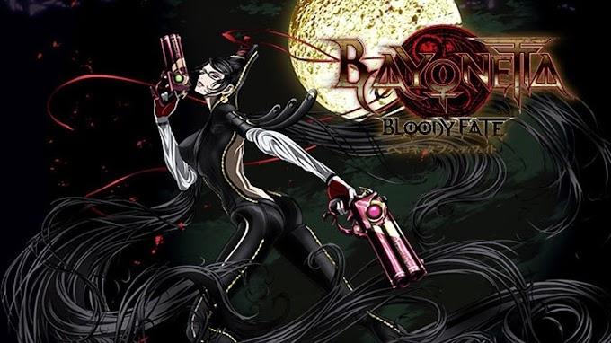 Bayonetta: Bloody Fate BD [MOVIE]