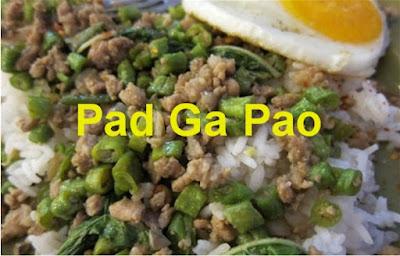Pad Ga Pao