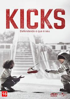Kicks: Defendendo o Que é Seu - BDRip Dual Áudio