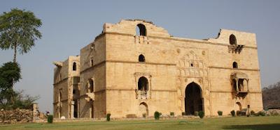 Koshak Mahal, Ashoknagar