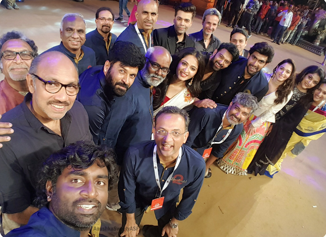 Selfie With the team Baahubali 2-The Conclusion