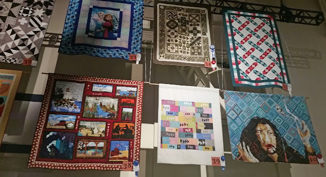 Roberta S Custom Quilting This Quilt Is A Winner At The