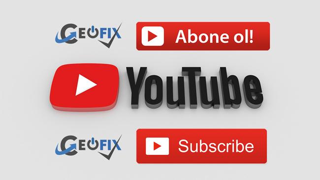 CeoFix Youtube Kanalına Abone Ol- Destek Ol