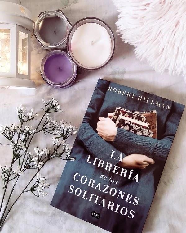 Foto del libro La librería de los corazones solitarios del autor Robert Hillman