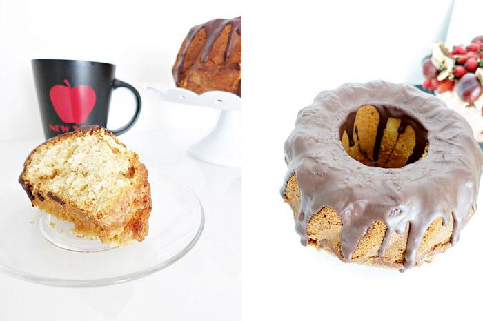 Erdnussbutter Gugelhupf [Peanut Butter Bundt Cake]