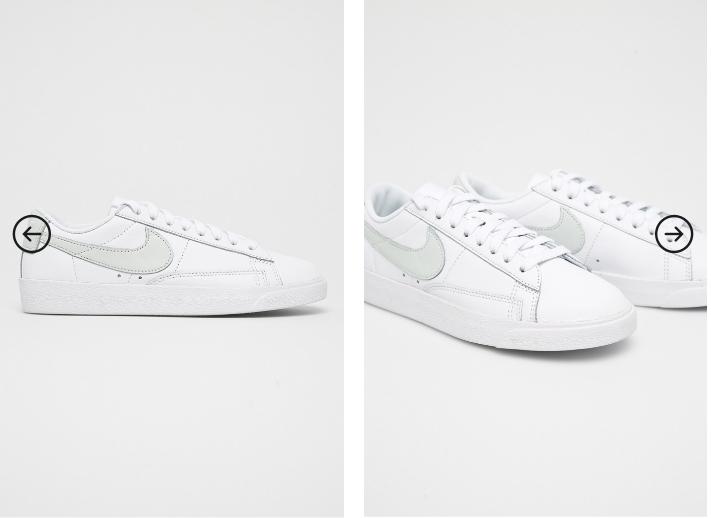 adidasi dama ieftini Nike Blazer Low