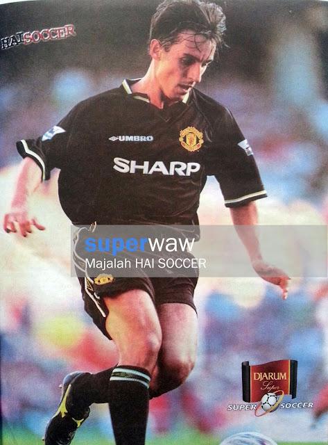 Garry Neville (Manchester United 1998)