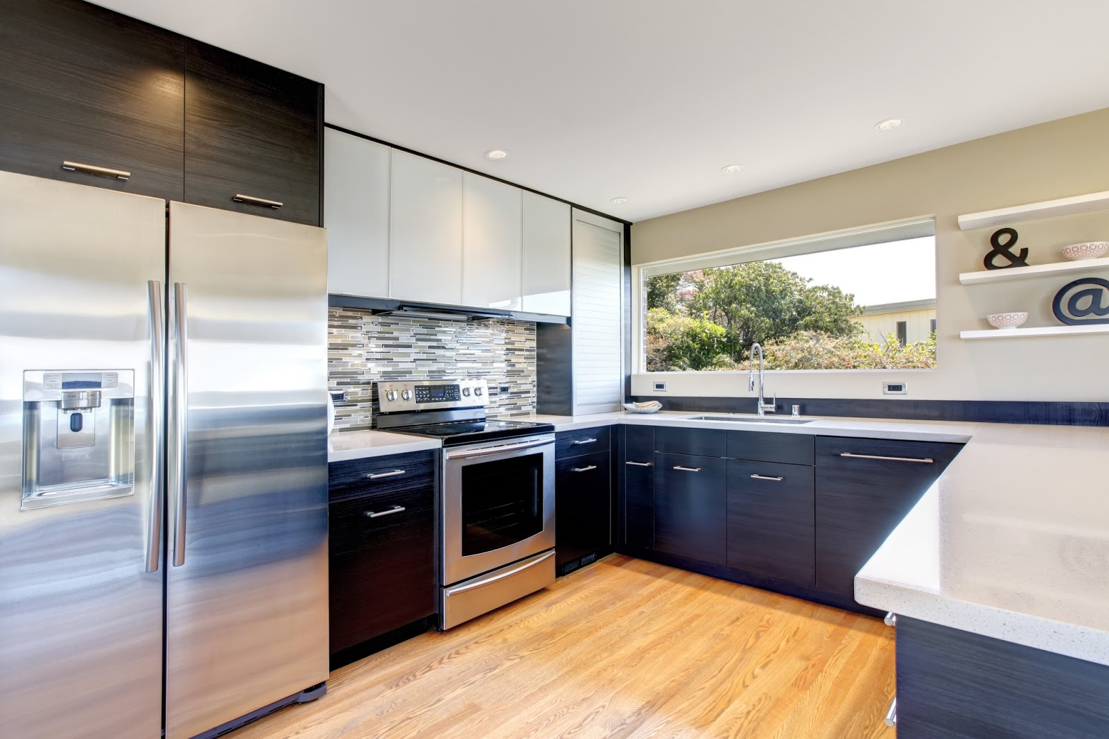 how to save thousands on an ikea type kitchen mixing door styles