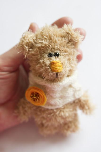 медовый мишка