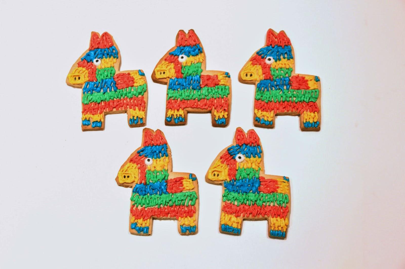 piñata mexicana burro