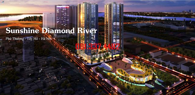 Chung cư Sunshine Diamond River Ciputra Tây Hồ