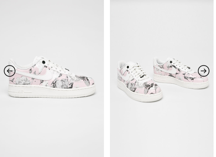 Nike Sportswear - Pantofi Air Force 1 07 Lxx
