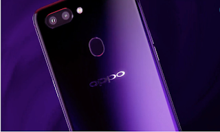 OPPO R15 meniru iPhone X serta Punya kamera ganda