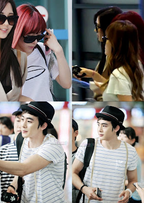 Nichkhun and Victoria Song - Dating Gossip News Photos
