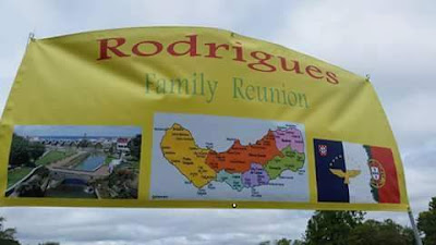 Rodrigues Family Reunion Banner | Banners.com