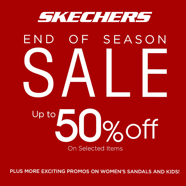 Skechers' End of Season Sale