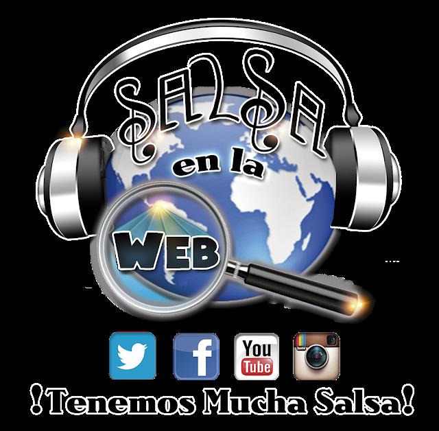 ► Logo SalsaenlaWeb 6 Años de Salsa en Bogotá