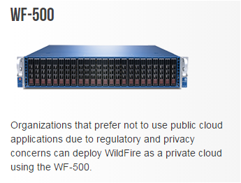 Network Engineer Blog: Introduction to WildFire