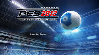 Download gratis Game Pro Evolution Soccer ( PES ) 2012