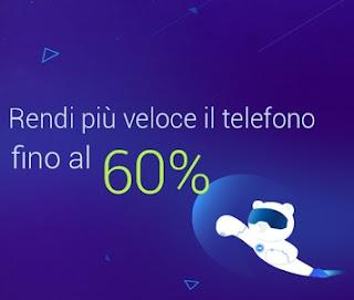 APP DU SPEED BOOSTER - AUMENTA LA VELOCITÀ DEL TUO TELEFONO ANDROID