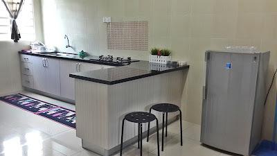 Dapur Oh My Melaka Homestay